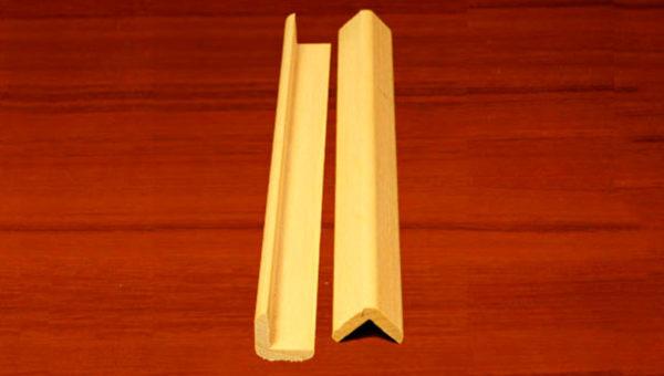 Уголки из сосны 25 мм