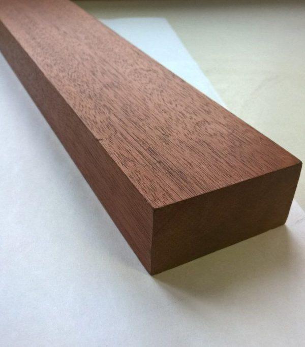 Обрезная доска из термобука 50мм